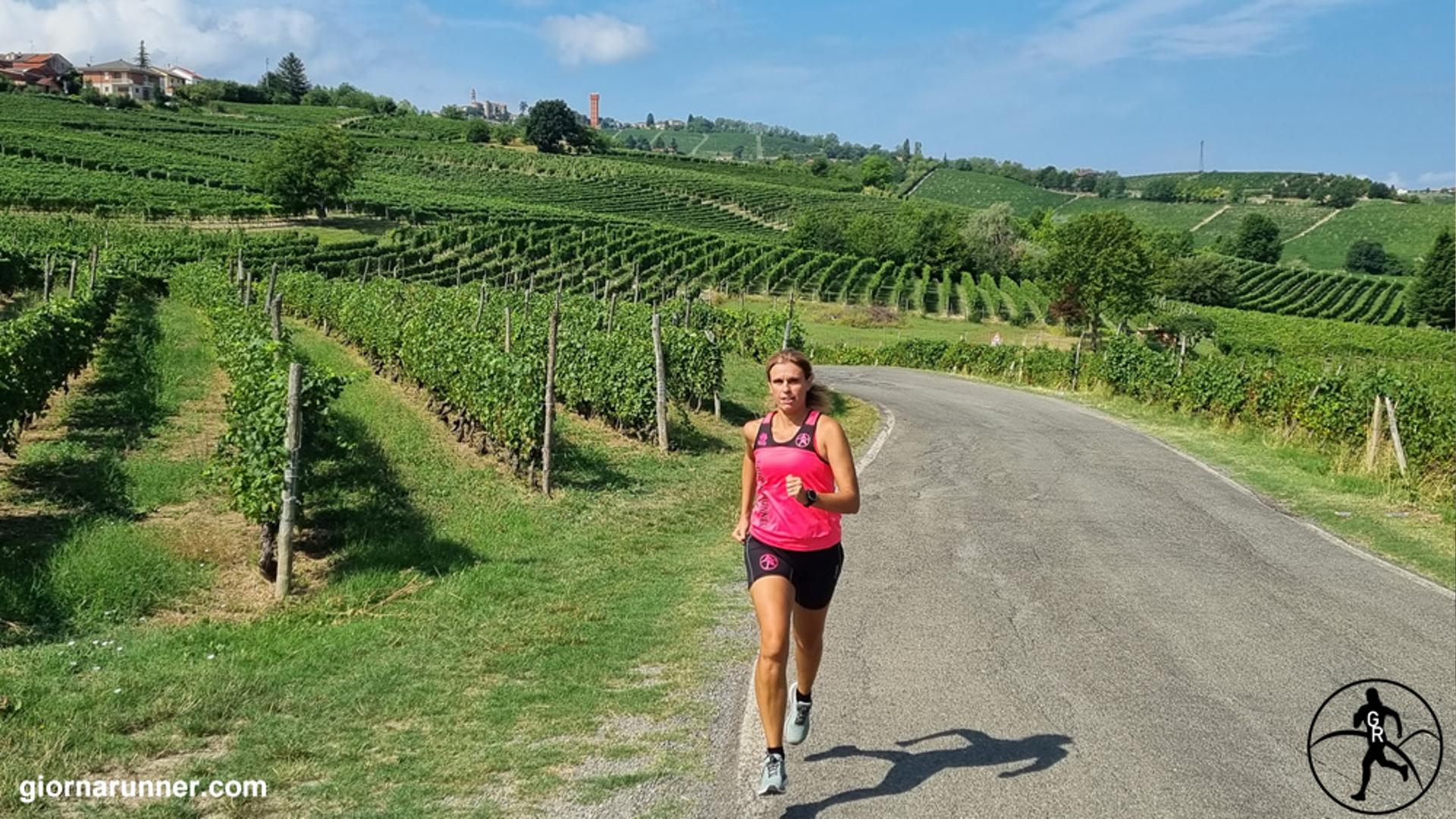 Giornarunner: Sentiero Essenze Conoscenze a Calosso, immersi tra i paesaggi vitivinicoli