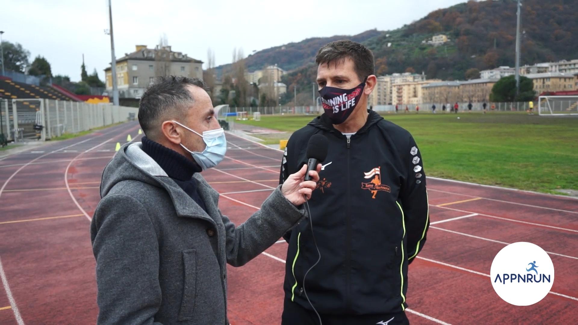 Staffetta di Natale: Giordano intervista Descalzo